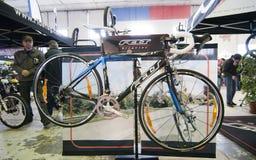 Bicicleta del camino del fieltro ZW2 imagenes de archivo