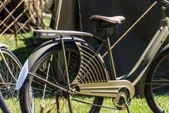 Bicicleta del Ejército de los EE. UU. Imagen de archivo