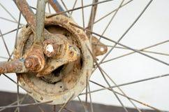 Bicicleta del eje Imagen de archivo