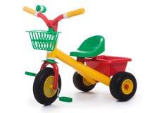 Bicicleta del niño foto de archivo libre de regalías