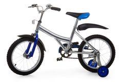 Bicicleta del niño imagen de archivo libre de regalías