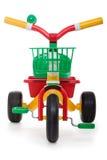 Bicicleta del niño fotografía de archivo libre de regalías