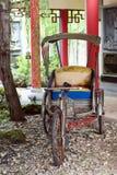 Bicicleta del triciclo Imagenes de archivo