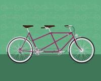Bicicleta do divertimento Fotografia de Stock Royalty Free