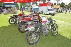 Bicicleta do motor. Foto de Stock Royalty Free