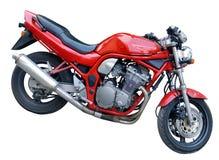 Bicicleta do motor imagens de stock