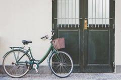 Bicicleta do vintage Foto de Stock Royalty Free