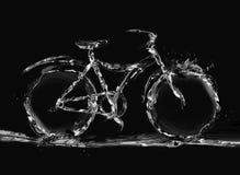 Bicicleta ecológica da água Foto de Stock Royalty Free