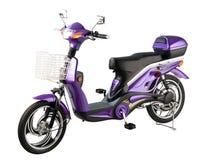 Bicicleta elétrica Foto de Stock