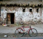 Bicicleta em Peru Imagens de Stock Royalty Free