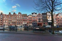 Bicicleta en Amsterdam Fotografía de archivo