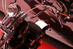 Bicicleta feita sob encomenda Fotografia de Stock Royalty Free