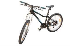 Bicicleta femenina Fotografía de archivo libre de regalías
