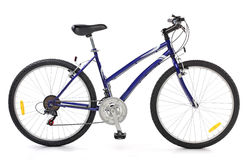 Bicicleta fresca Fotos de archivo