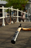 Bicicleta holandesa Foto de Stock Royalty Free