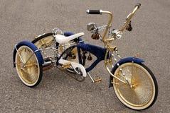 Bicicleta inferior Fotos de archivo libres de regalías