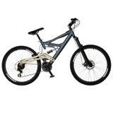 Bicicleta isolada Imagem de Stock Royalty Free