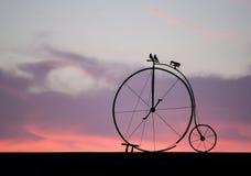 Bicicleta para dos Foto de archivo