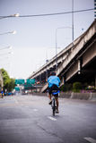 Bicicleta para a mamã Tailândia no 16 de agosto de 2015 Imagens de Stock Royalty Free