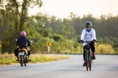 Bicicleta para tudo em Tailândia Foto de Stock Royalty Free