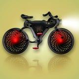 Bicicleta real da lâmina Fotografia de Stock