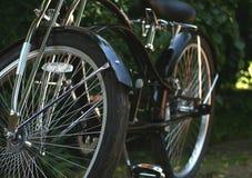 Bicicleta retro imagens de stock royalty free