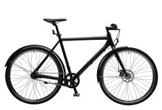 Bicicleta Trekking Fotos de Stock