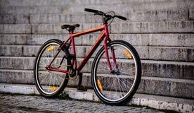 Bicicleta urbana Imagens de Stock