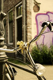 Bicicleta velha fotos de stock royalty free