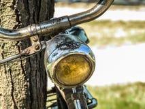 Bicicleta velha Foto de Stock