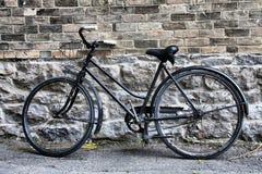 Bicicleta velha Imagem de Stock