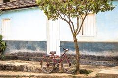 Bicicleta velha Imagens de Stock