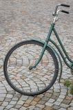 Bicicleta vieja Fotografía de archivo