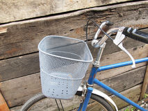 Bicicleta vieja de URSS Imagen de archivo libre de regalías