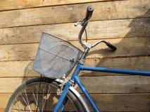 Bicicleta vieja de URSS Imágenes de archivo libres de regalías
