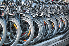 Bicicletas Imagem de Stock Royalty Free