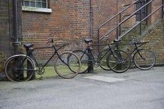 Bicicletas foto de archivo libre de regalías