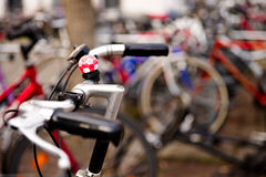 Bicicletas Fotos de Stock Royalty Free