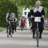 Bicicletas antigas Imagens de Stock Royalty Free