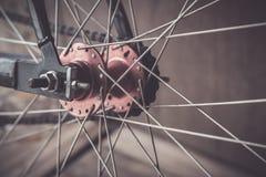 Bicicletas com um tom do vintage Fotos de Stock Royalty Free