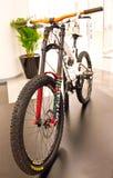Bicicletas da GT na exposição. Imagem de Stock Royalty Free