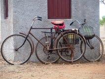 Bicicletas de Cuba Fotografia de Stock Royalty Free
