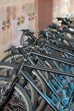 Bicicletas do hotel Fotografia de Stock