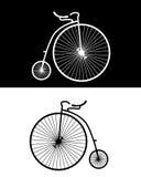 Bicicletas do vintage Imagens de Stock