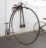 Bicicletas retros Imagens de Stock Royalty Free