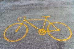 Bicicletas somente Imagens de Stock