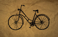 Bicicletta Royalty Illustrazione gratis