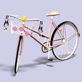 Bicicletta #5 Fotografia Stock Libera da Diritti