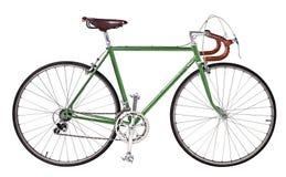 Bicicletta, bici d'annata fotografia stock libera da diritti