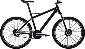 Bicicletta. Bicicletta di sport Fotografie Stock